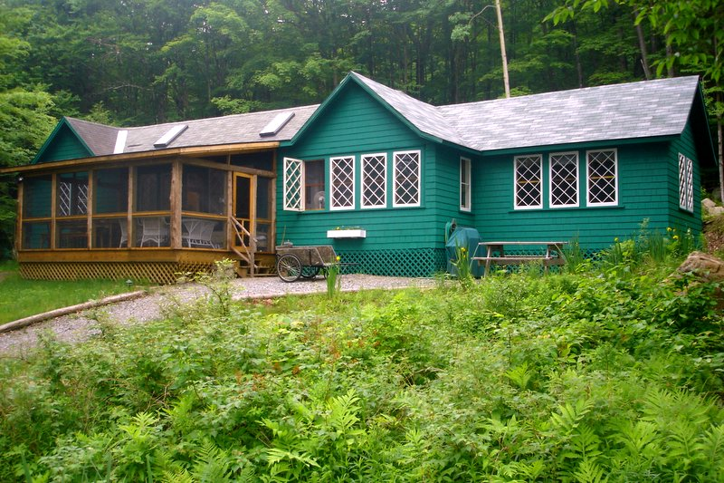 Lake Placid Waterfront Rental Home