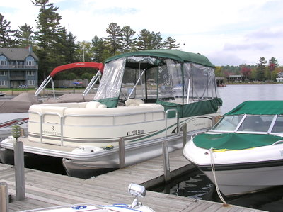 Poonton Boat at