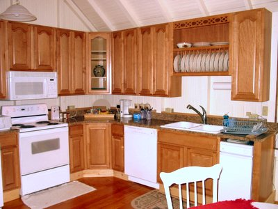 kitchen Adirondack